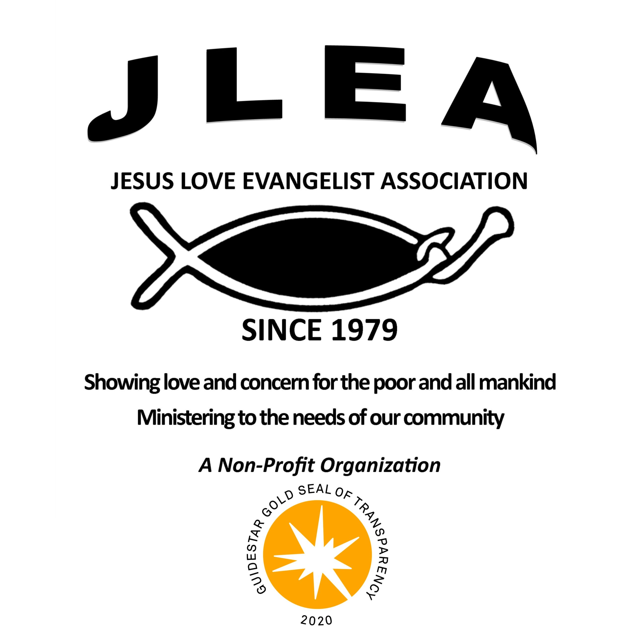 Jesus Love Evangelist Association